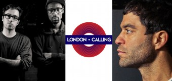 Join Audio Night Club for The Knocks, Anthony Attalla & London Calling