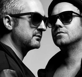 Kaiserdisco DJ Duo play at Audio